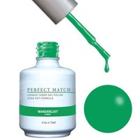 LeChat Perfect Match Gel / Lacquer Combo - Wanderlust 0.5 oz - #PMS155
