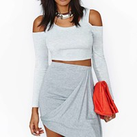 Swoop Skirt