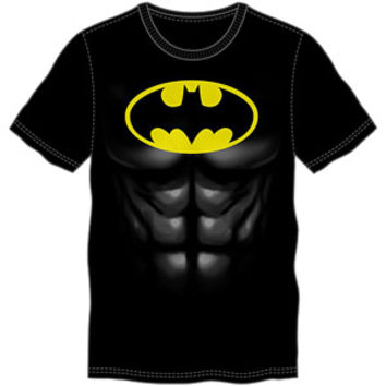 Walmart: Batman Six Pack Men's Graphic Tee