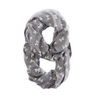 Aerie Printed Loop Scarf | Aerie for American Eagle