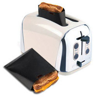 Toastabags - Toastabag, JML Toastabags, Toasted Sandwich Maker | LatestBuy Australia | Turn your Toaster into a toasted sandwich maker - LatestBuy Australia