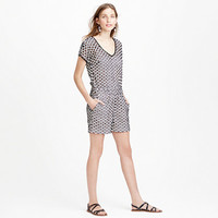 Punched-out eyelet romper - Jumpsuits & Rompers - Women - J.Crew