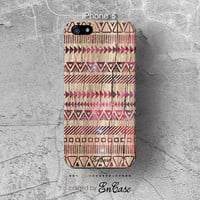 Galaxy Aztec Geometric wood, Unique iphone case,3D-sublimated, Mobile accesories, iPhone 4, iPhone 4S, iPhone 5.