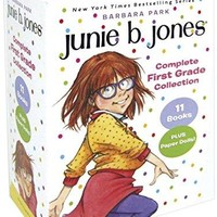 Junie B. Jones Complete First Grade Collection Junie B. Jones BOX