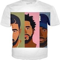 The Best Rap Trio Drake J Cole And Kendrick Lamar