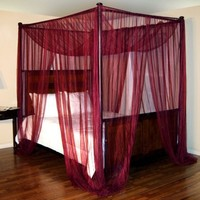 Palace Four Poster Bed Canopy
