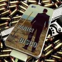 panic at the disco 4 for iPhone 4/4s/5/5s/5c/6/6 Plus Case, Samsung Galaxy S3/S4/S5/Note 3/4 Case, iPod 4/5 Case, HtC One M7 M8 and Nexus Case ***