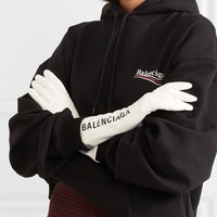 ''Balenciaga '' Long Sleeve Hedging Pullover Sweater Hoodies