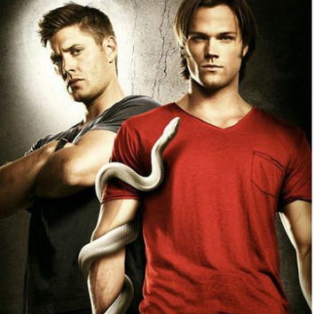 Supernatural Wall Poster Decor 50x75CM Wall Sticker