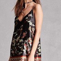 Honey Punch Floral Cami Dress