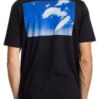 Shop Ezekiel Membro Premium T-Shirt in Black | Jack's Surfboards