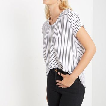 Lori Striped Top