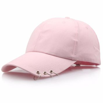 2017 New Men's Women's Fashion KPOP BTS Live The Wings Tour Hat Bangtan Boys Ring Adjustable Baseball Cap 3 Colors #263487