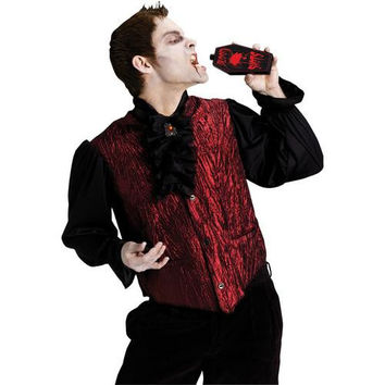 Men's Costume: Drinking Dracula