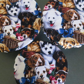 Reusable Bowl Covers, Elastic Bowl Lids, Eco Friendly Lids, Dog Bowl Covers