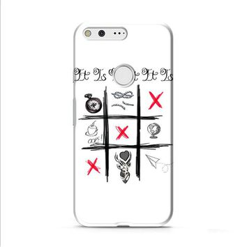 One Direction Louis Tomlinson Tattoos Google Pixel 2 Case