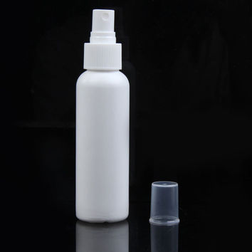 10Pcs 100ml Empty Perfume Cosmetic Atomizers Sprayer Plastic Spray Bottles