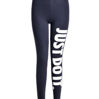 Printed Sports Women Leggings