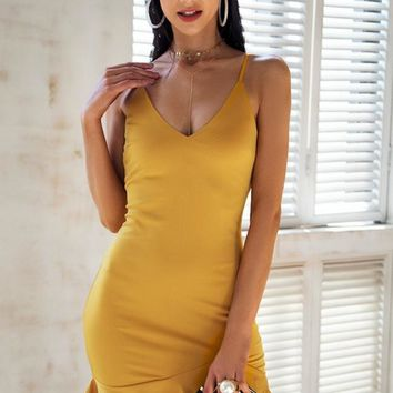 Perfect Evening Bodycon Dress