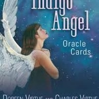Indigo Angel Oracle Cards by Doreen and Charles Virtue