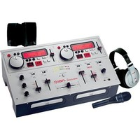 ION iCD02KSP Digital DJ Station Package