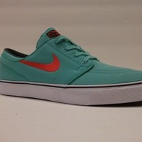 Permanent Vacation Skate & Surf Shop   Nike Sb Janoski Crystal/Mint Call for details