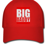 BIG DADDY EMBROIDERY hat - Flexfit Baseball Cap