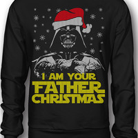 EXCLUSIVE Star Wars Father Christmas Ugly Sweatshirt!