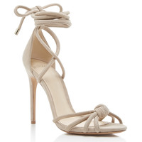 Layla Tie Up Sandals | Moda Operandi