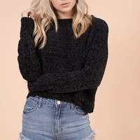 Coco Chenille Sweater