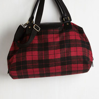 Travel Swell-Traveled Weekend Bag by ModCloth