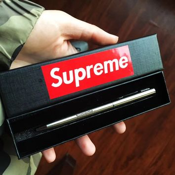 Supreme Signature pen[744987033693]