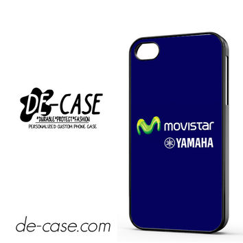 Yamaha Movistar DEAL-12111 Apple Phonecase Cover For Iphone 4 / Iphone 4S