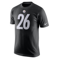 Nike Player Pride Name and Number (NFL Steelers / Le'Veon Bell) Men's T-Shirt