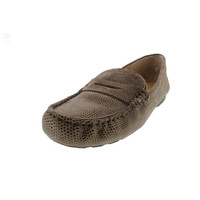 Naturalizer Womens Lohan Leather Penny Loafers