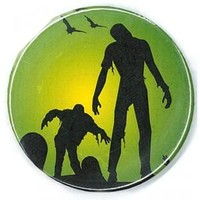 Zombies Compact Mirror