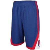 NBA Los Angeles Clippers Blue On-Court Shorts