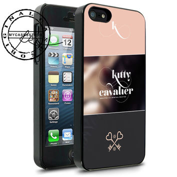 Cute Kitty Cavalier Girl iPhone 4s iPhone 5 iPhone 5s iPhone 6 case, Samsung s3 Samsung s4 Samsung s5 note 3 note 4 case, Htc One Case