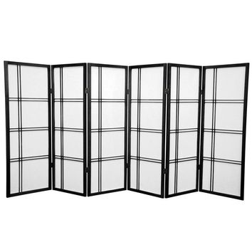 Spruce Wood 48-inch Double Cross Room Divider (China) | Overstock.com Shopping - The Best Deals on Decorative Screens