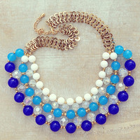 Pree Brulee - Moroccan Souk Necklace