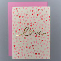 Karen Adams LOVE card