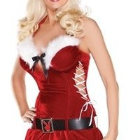 Playboy Sexy Mrs. Claus Adult Costume