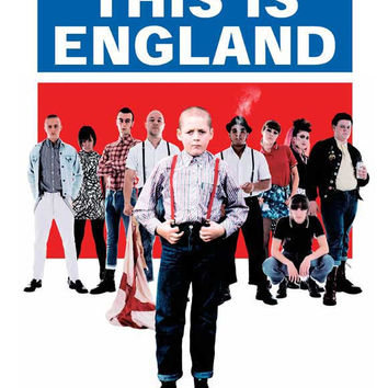 This Is England (Danish) 27x40 Movie Poster (2006)