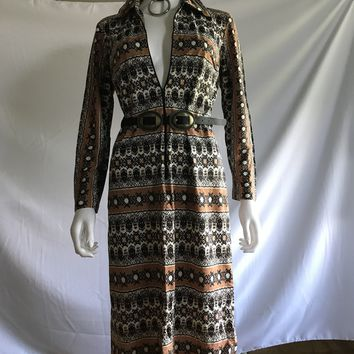 Vintage 70s Punk Girl Dresses