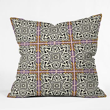 Ingrid Padilla Bohemian Renaissance Throw Pillow