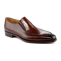 Magnanni Men's Tomas Dress Loafers - Mid Brown