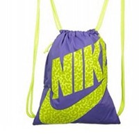 Nike Heritage Gymsack Bag Purple
