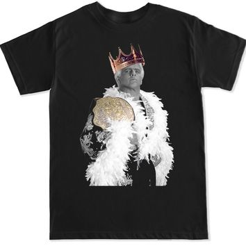 KING Ring Flair Wrestling T-Shirt