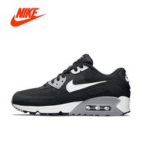 NIKE AIR MAX 90 ESSENTIAL Breathable Women's Running Shoes Sneakers Tennis Shoes Winter Running Shoes Classic Outdoor Sports