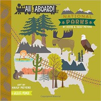 All Aboard! National Parks: A Wildlife Primer Board book – March 1, 2016